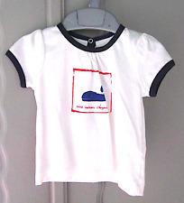 T-shirt enfant Petit Bateau  32679   3 mois 60 cm