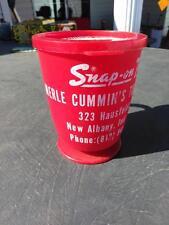 Vintage  Snap-On Dealer Promotional Cup Mug Merle Cummin's Tool Supply