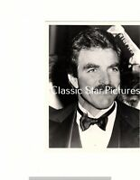 S522 Tom Selleck candid 6 x 8 photograph