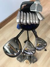 Full Set Of Taylormade Graphite Golf Clubs... COST OVER £1500...⛳️