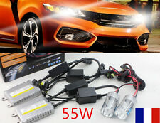 Kit Xenon Anti erreur 55w Ballast SLIM  H7 6000K / 8000K / 10000K AUDI BMW VW