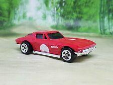 Hot Wheels '64 Corvette Stingray Diecast Model Car 1/64 - Excellent Condition