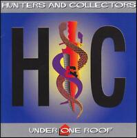 HUNTERS & COLLECTORS - UNDER ONE ROOF : LIVE CD ~ MARK SEYMOUR H&C ~ 90's *NEW*