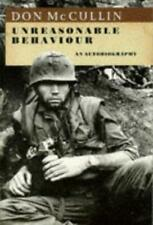 Unreasonable Behaviour: An Autobiography, McCullin, Don, Good Condition Book, IS