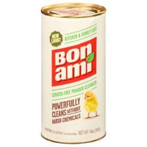 BON AMI America's Original Natural Home Cleaner Hypo-Allergenic