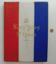 Sixty Years a Queen book Victoria Royal Diamond Jubilee photos 1897 Maxwell 60