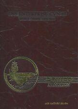 ☆* USS ENTERPRISE CVN-65 WORLD DEPLOYMENT CRUISE BOOK YEAR LOG 1989-90 - NAVY *☆
