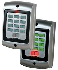 Dummy Fake Door Gate Garage Entry Alarm Keypad Flashing LED & Illuminated Keypad