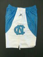 Vintage 90s Apex One North Carolina Tar Heels Basketball Shorts VTG Mens XL Blue