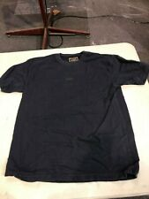ABERCROMBIE& FITCH-BRAND NEW NAVY SHORT-SLEEVE T-SHIRT - SIZE ADULT MEDIUM