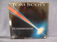 Tom Scott, Flashpoint, GRP Records GR 9571, 1988, SEALED, Jazz