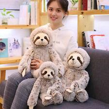 Giant Sloth Plush Toy Soft Stuffed Doll Animal Teddy Xmas Cute Gift 50/70cm