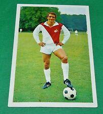 WOLFGANG OVERATH 1er FC KÖLN FUSSBALL 1966 1967 FOOTBALL CARD BUNDESLIGA PANINI