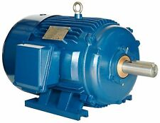 200 hp electric motor 447t 3 phase premium efficient 1800 rpm ball bearing