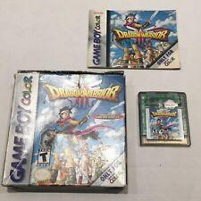 Dragon Warrior III (Nintendo Game Boy Color, 2001) - Rare