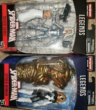 Marvel Legends Lot Silver Sable + More