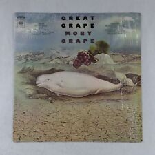 MOBY GRAPE Great Grape C31098 LP Vinyl VG++ Cover Shrink