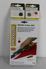 Proxxon Set Micro Cutter MIC 28650+28652+28654