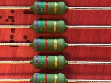 10 X 7k5 2W High Power Resistor 7k5 5% (WR4) VISHAY
