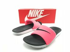 f80aacfb01d4 Nike Kawa Women s Pink Comfortable Slip On Slide Sandals US 6 Shoes B475