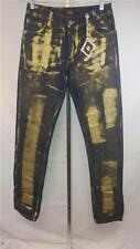 New Custom Made Originals Von Dutch Mens Size 29x36 Denim Pants Jeans