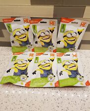 Mega Construx Despicable Me Minion Made Series 9 Lot of 6 Sealed blind bag