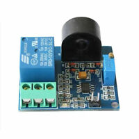 5A Overcurrent Protection Relay Module AC Current Detection Board 5V Relay
