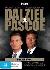 Dalziel & Pascoe : Series 2 (DVD, 2008, 2-Disc Set) New, Genuine (D168)