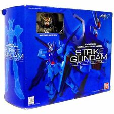 Gundam Seed Chogokin Metal Material Model Strike Gundam Japan new .