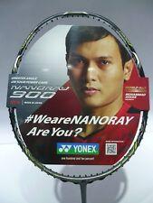 100% YONEX STRUNG Nanoray 900 NR900 Badminton Racquet, NR900 racket, 3UG5