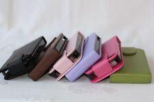 iPhone 4 / 4S Flip Case Cover Hülle Schutzhülle Klapp farben