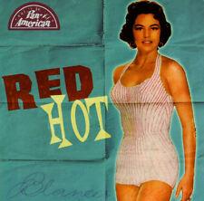 Vintage Rockabilly Comp- RED HOT -Pan America CD