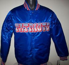 New England PATRIOTS Throwback Style STARTER NFL Jacket  M L  2X