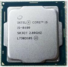 Intel® Core™ i5-8400 8th Gen Intel Core Processor