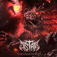 Distant : Tyrannotophia CD (2019) ***NEW*** Incredible Value and Free Shipping!
