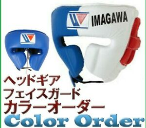 Boxing Winning Head Gear FG-2900 Face Guard Custom order Delivered in 260 days