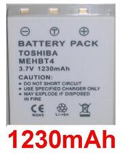 Battery 1230mah Type Mehbt4 for Toshiba Gigashot V10