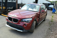 BMW X1 E84 2.0D X DRIVE MANUAL BREAKING FOR PARTS