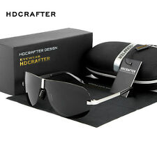 Hot Selling Fashion Polarized Outdoor Driving Sunglasses for Men Brand Designer