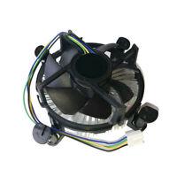UK CPU Cooler Fan Heatsink Replacement For Intel 775 LGA 1150-1155 Socket