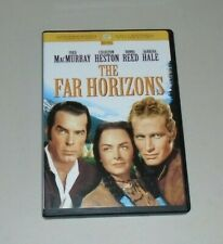 *NEAR MINT* The Far Horizons {DVD 2005} Donna Reed Charlton Heston OOP 1955