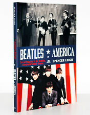 Beatles in America Libro Arcana fuori Catalogo illustrato Bellissimo MC Cartney
