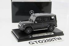 1:43 scale Mercedes-Benz Collection: G-Class G350d 2015(W463) Taiwan Exclusive