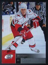 NHL 83 Joe Corvo Carolina Hurricanes Upper Deck 2009/10