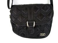 Lug Purse Shoulder Crossbody Black Quilted Small Handbag Casual BP5