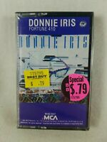 "1983 Donnie Iris ""Fortune 410"" Audio Cassette Tape Sealed New See Pics Condition"