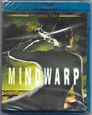 Mindwarp Blu Ray Twilight Time Ltd Edition New All Regions Free Registered Post