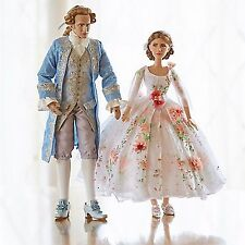 Disney Store Beauty and the Beast Belle & Prince Limited Edition Dolls