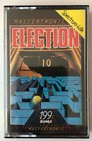 Election : ZX Spectrum : 48K : Mastertronic