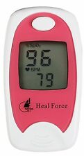 Prince 100A Pulse Oximeter - Pink